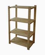 Wooden Storage Racks