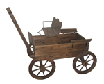 patio wagon planter